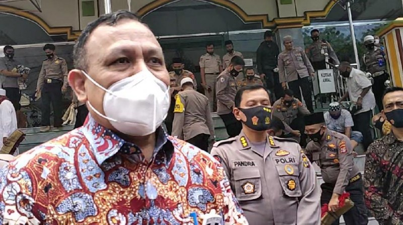 KPK Siap Bantu Kendala Polda Lampung
