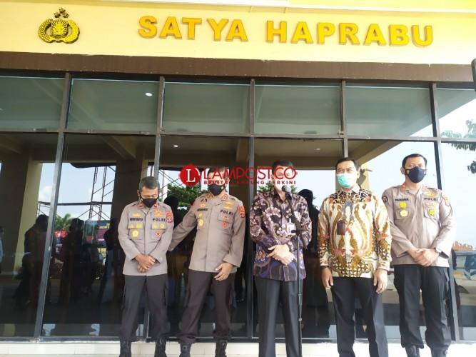 KPK `Pelototi` Kasus Korupsi Jalan Sutami Lampung