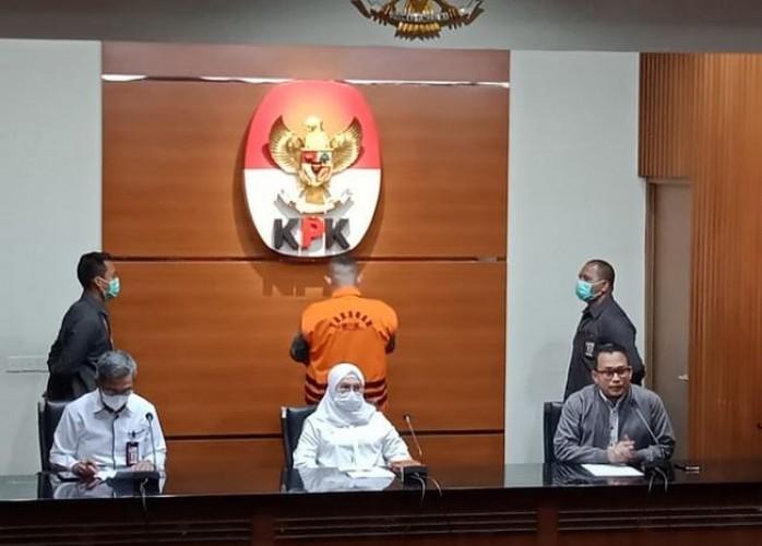KPK Tetapkan Rudy Hartono Iskandar Tersangka Kasus Pengadaan Tanah Munjul