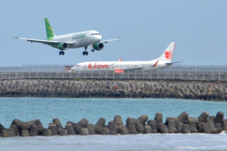 KPPU Telusuri Dugaan Kartel Tiket Pesawat