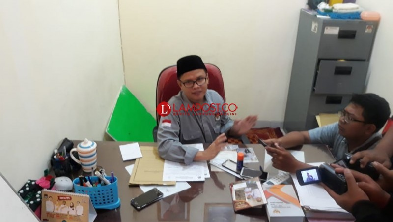 KPU Bandar Lampung Teliti Berkas Bakal Caleg