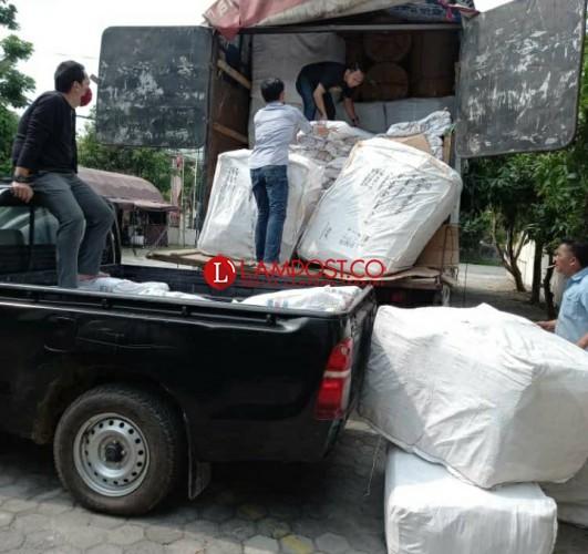 KPU Bandar Lampung Terima APK Hasil Lelang Senilai Rp660 Juta