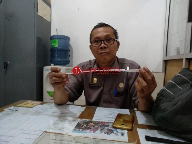 KPU Bandar Lampung Tunggu Kedatangan Kunci Pengaman Kotak Suara