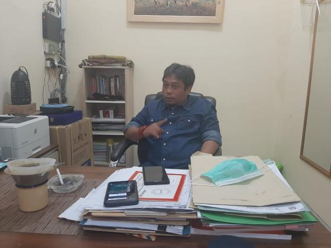 KPU Bandar Lampung Umumkan LADK Tiga Paslon