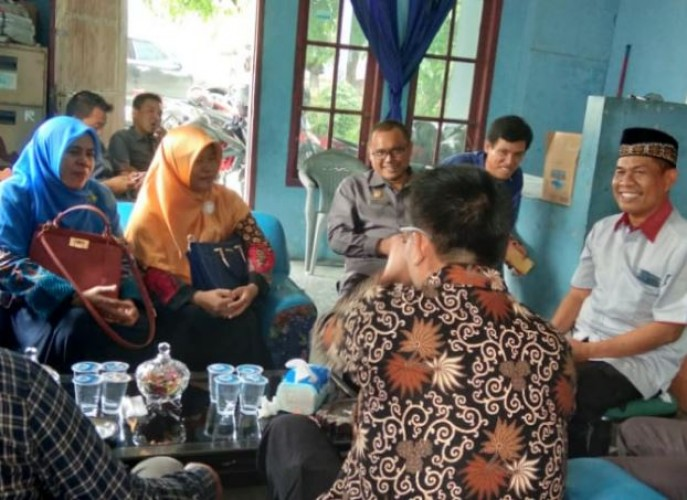 KPU dan Lampung Post Biro Lamsel Jalin Sinergitas Sukseskan Pilkada