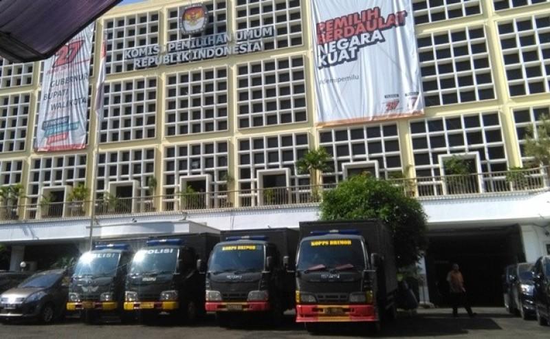 KPU Dinilai Sudah tak Independen Lagi