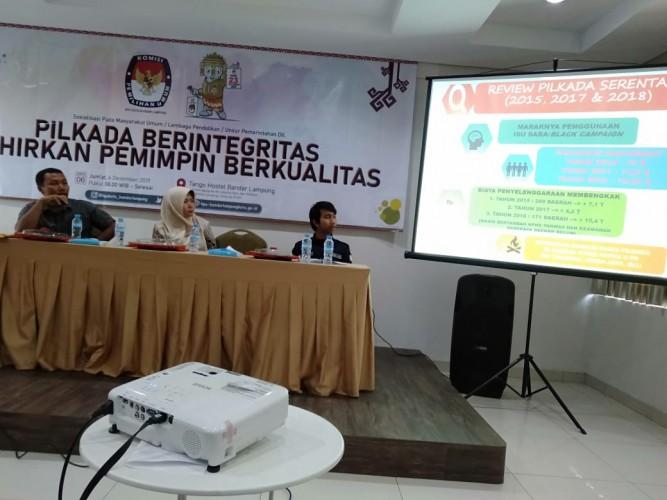 KPU Gandeng Dosen UIN Sosialisasi Pilkada Berkualitas