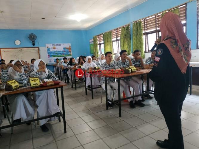 KPU Kota Bandar Lampung Sentuh Pemilih Pemula
