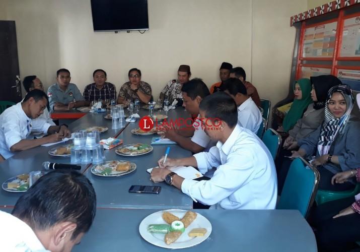 KPU Lampung Berharap Peran Relawan Demokrasi Bisa Tingkatkan Partisipasi Pemilih