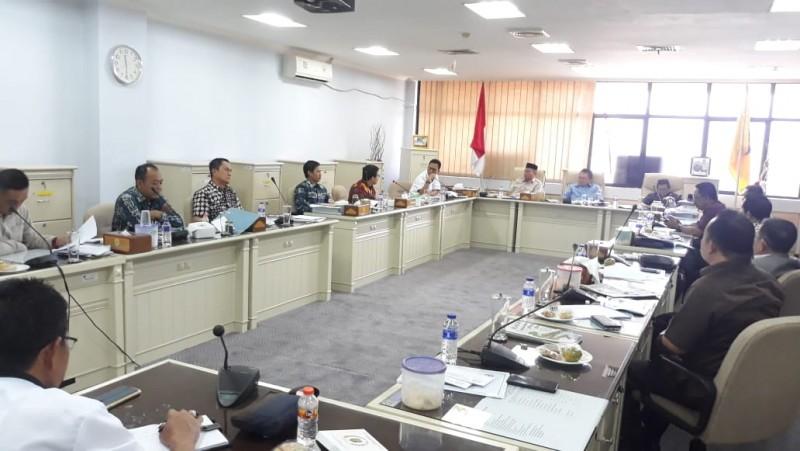 KPU Lampung Hadiri Panggilan DPRD Terkait Jual Beli Jabatan