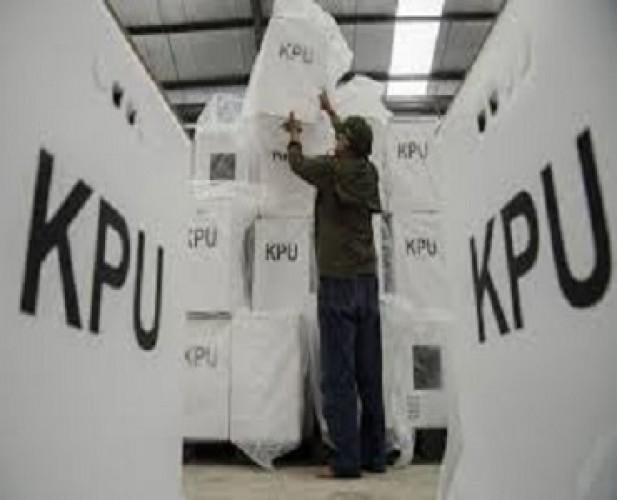 KPU Lampung Mulai Distribusikan APD dan Logistik Pilkada