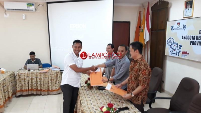 KPU Persilahkan Bacaleg TMS Lapor Bawaslu
