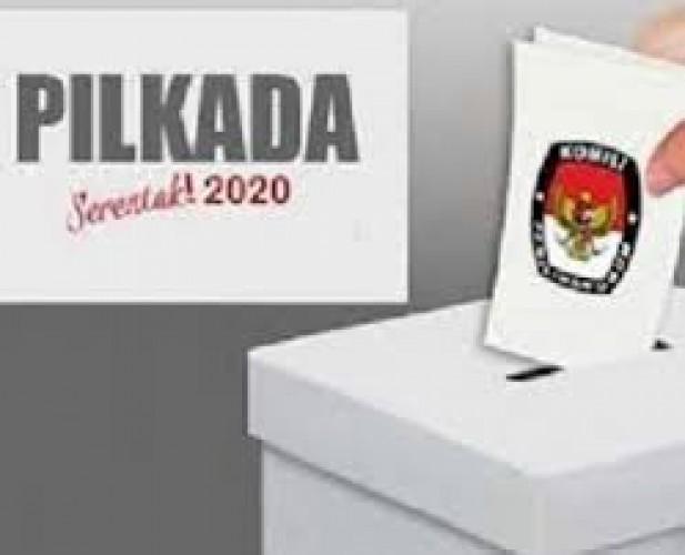 KPU Pesawaran Loloskan Berkas Pendaftaran Dendi-Marzuki