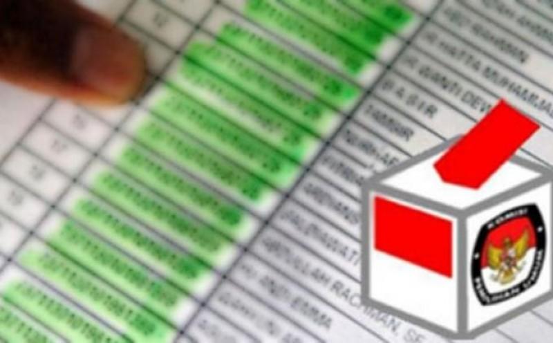 KPU Pesisir Barat Tetapkan DPT Sebanyak 107.150