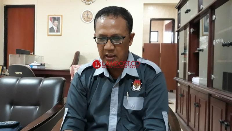 KPU Provinsi Tunggu Regulasi Pusat Soal Caleng Bermasalah Hukum