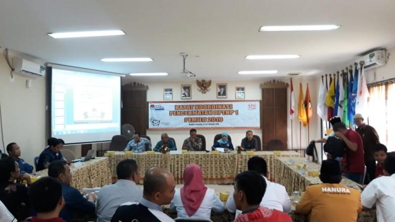 KPU Rangkul Stakeholders Cermati Pemilih
