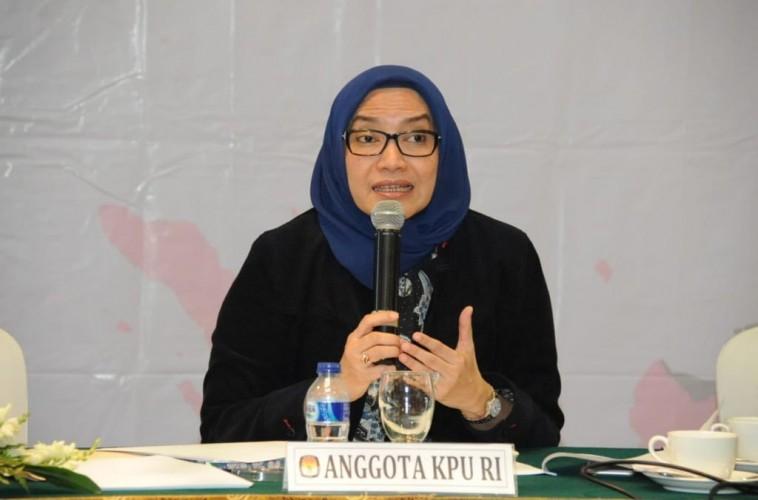 KPU RI Soroti KPU Lampung