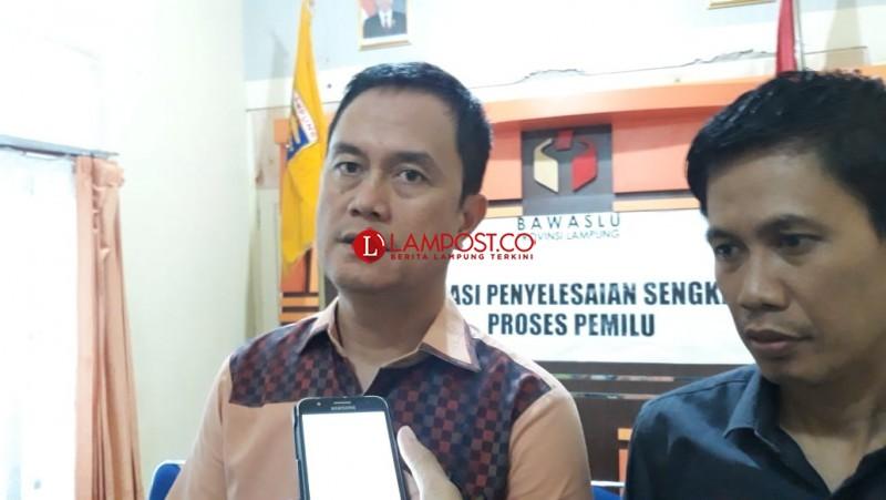 KPU Sebut Objek Sengketa Tatang Tak Jelas