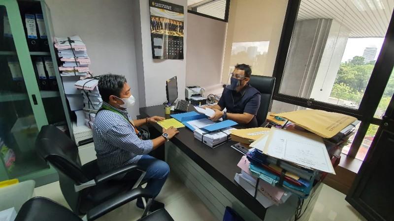 KPU Serahkan Jawaban dan Alat Bukti Atas Gugatan di MA