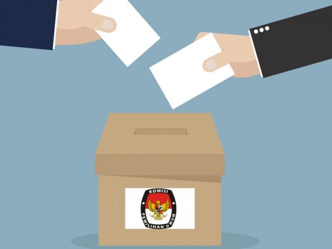 KPU Siap Ganti KPPS Positif Terpapar Covid-19