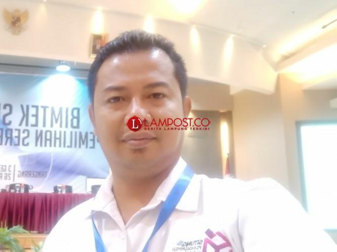 KPU Tanggamus Belum Terima Berkas Pendaftaran Caleg