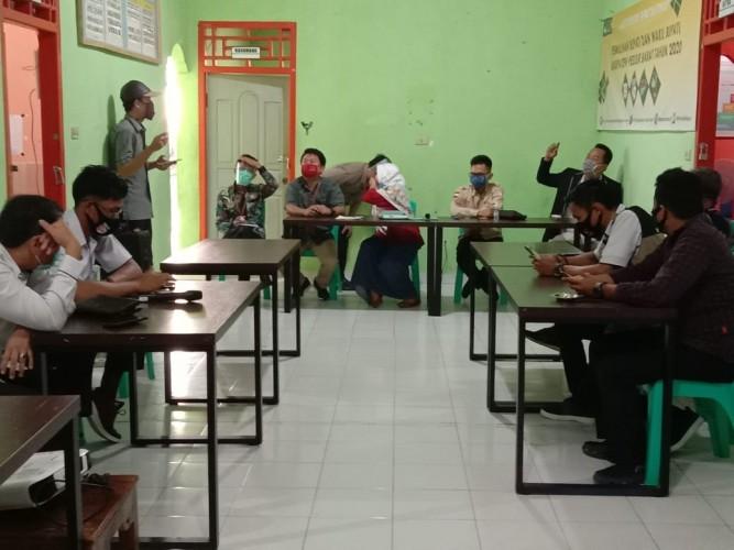 KPU Tetapkan Tiga Pasangan Calonkada Maju Pilkada Pesisir Barat