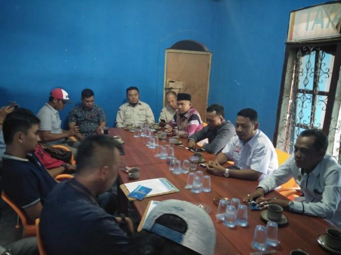 KPU Tubaba Sambangi Kantor PWI