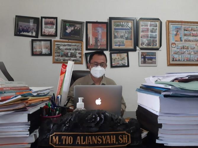 KPU Tunggu Salinan BRPK untuk Tetapkan Paslon Terpilih