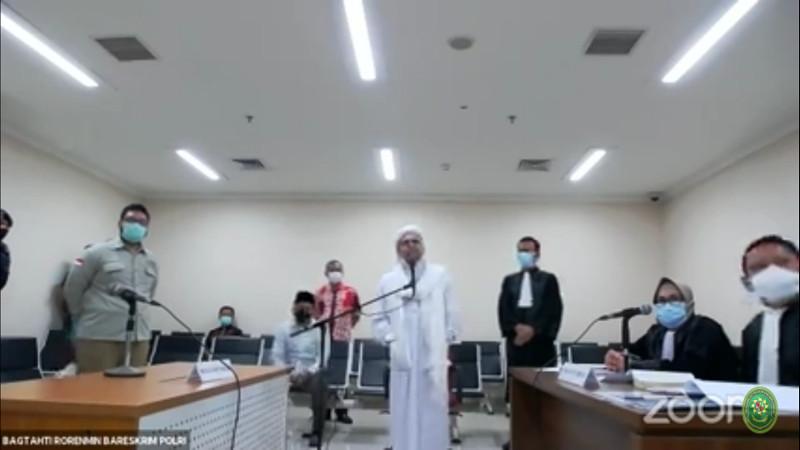 Kriminolog Sebut Rizieq Shihab Ingin Bangun Psikologi Massa
