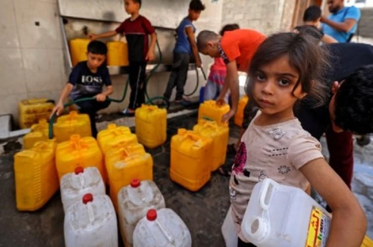 Krisis Air di Jalur Gaza Perlahan Meracuni Warga Palestina