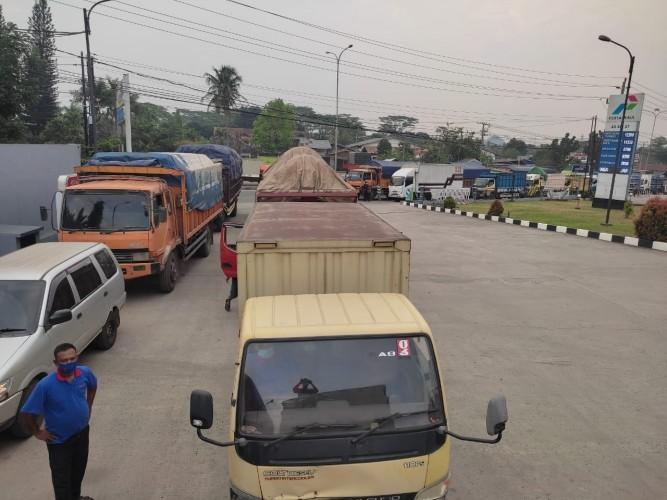 Krisis Solar Hambat Mobilitas dan Operasional KendaraanUmum
