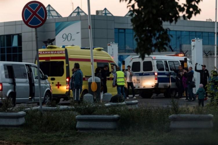 Kritis, Pemimpin Oposisi Rusia Dievakuasi ke Jerman