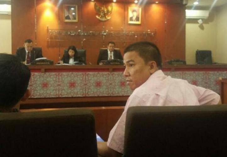 KRLUPB Tak Gentar di Sidang DKPP Lawan Bawaslu Lampung