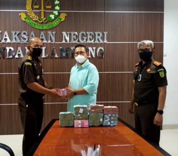 Kronologi Jerat Hukum Eks Bupati Lamteng Andy Achmad hingga Dinyatakan Bebas