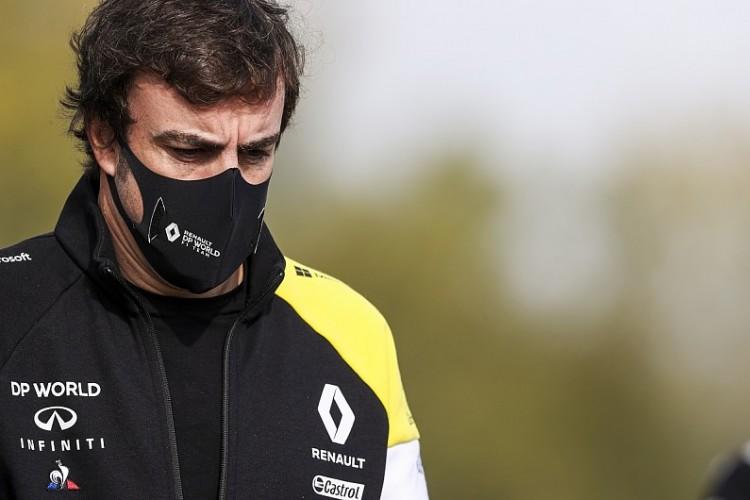 Kronologi Kecelakaan Fernando Alonso Saat Bersepeda