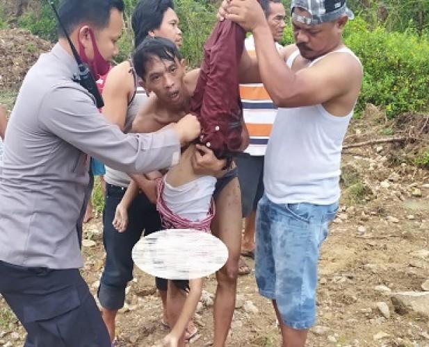 Kronologis Aparat Terkait Tiga Bocah Tenggelam