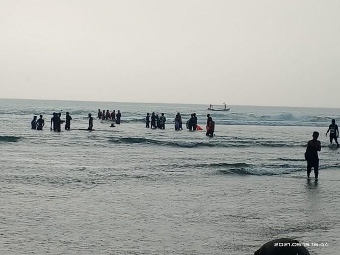 Kronologis Bocah 13 Tahun Terseret Arus Laut di Pesibar