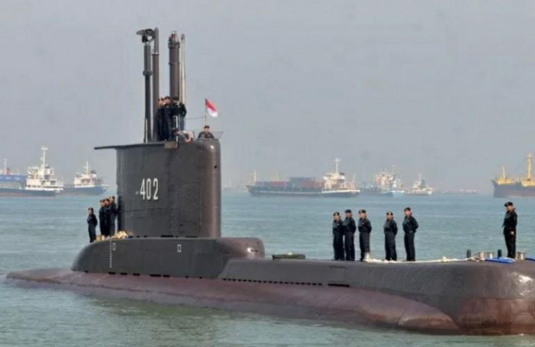 Pengangkatan KRI Nanggala-402 dari Dasar Laut Sedang Dikoordinasikan