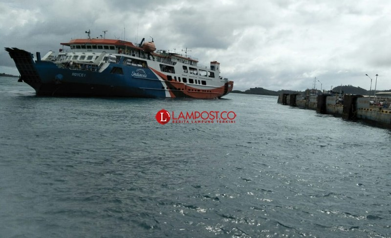 KSOP Bakauheni Uji Kelaikan Kapal Hadapi Libur Natal-Tahun Baru