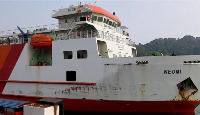 KSOP Sebut Tidak Ada Kerusakan Serius soal Truk Terbakar di Kapal