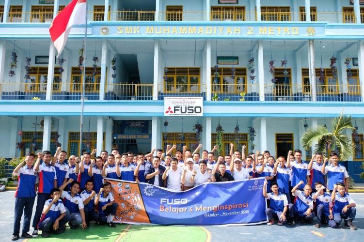 KTB Gelar Fuso Belajar & Menginspirasi di Lampung