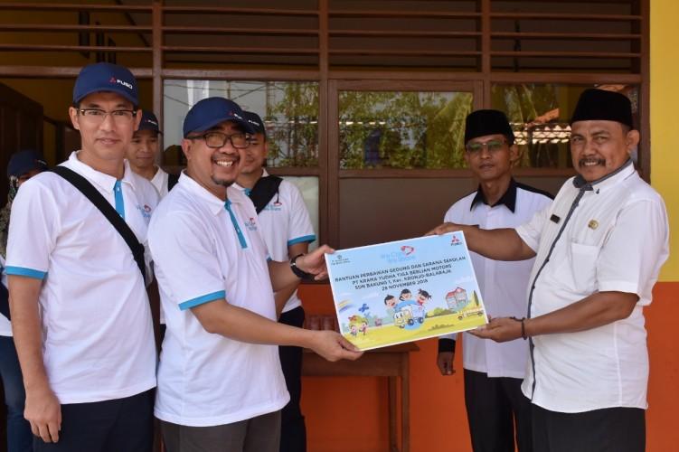 KTB Gelar Program We Care, We Share Ke-13
