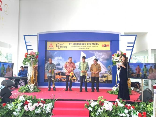 KTB Lakukan Relokasi Diler di Yogyakarta