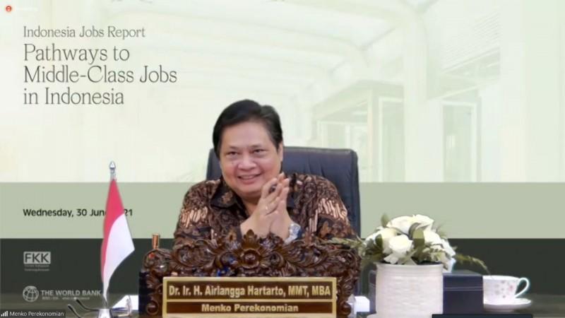 Kualitas SDM dan Transformasi Digital Jadi Kunci Indonesia Maju 2045