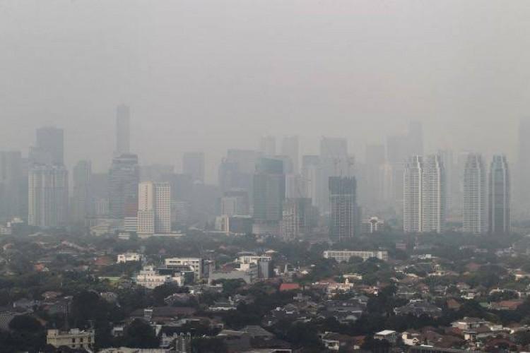 Kualitas Udara Jakarta Terburuk Ketiga di Dunia