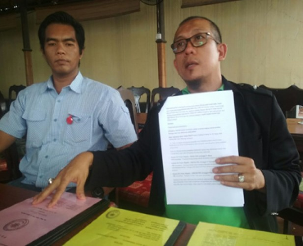 Kuasa Hukum Kasus Dugaan Penipuan Ajukan PK ke PN Tanjungkarang