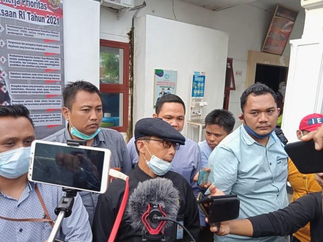 Kuasa Hukum Tersangka S akan Ungkap Kasus Rehabilitasi Pasar Cendrawasih