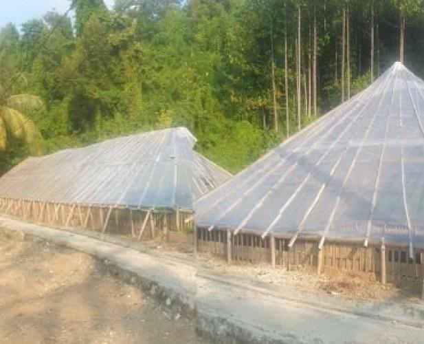 KUB Tegarindo Bertekad Pulau Legundi Penuhi Kebutuhan Garam Dapur di Lampung