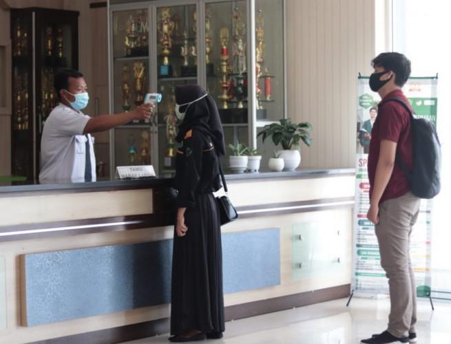 Kuliah Tatap Muka UIN Lampung Digelar Oktober