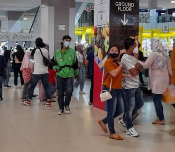 Kunjungan di Mal Bandar Lampung Memuncak saban Akhir Pekan